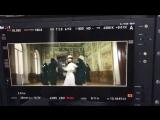Съемки клипа Анны Плетнёвой