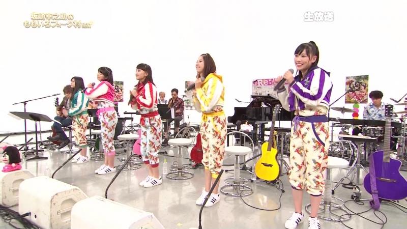 Momoiro Clover Z - THE GOLDEN HISTORY [Momoiro Folk Mura 20160908 cut]