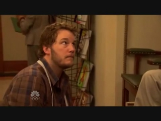 Parks and Recreation - Rons Shoe Shine