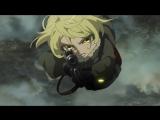 Военная хроника маленькой девочки 1 серия [русские субтитры AniPlay.TV] Youjo Senki