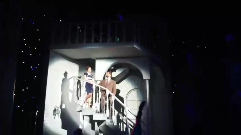 ПРЕМЬЕРА от Театра Айвенго - Карлсон на крыше !! Малыш - Костя Раскатов . 31 ,05 ,17 год