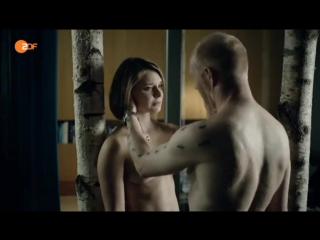 Nudes actresses (Nadja Bobyleva, Nadja Engel) in sex scenes / Голые актрисы (Надя Бобылёва, Надя Энгель) в секс. сценах