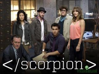 Скорпион - трейлер сериала на русском языке