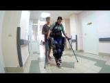 Учиться ходить заново, с помощью новых технологий и юмора))