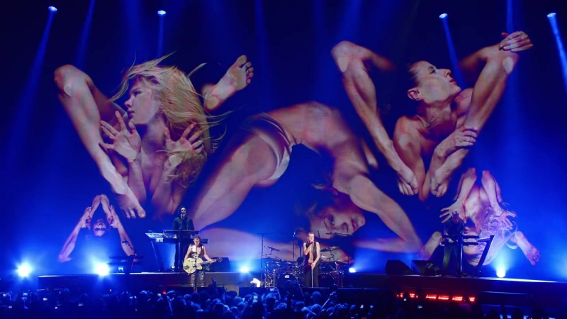 Depeche Mode Enjoy The Silence Live in Berl s