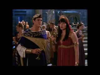 08 - ЗКВ s3e16 Отрывок (Почему тебя зовут Королевой воинов - Имя Цезарь занято)