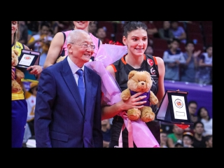 Tijana Bošković - MVP