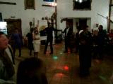 Танець з мамою іменинника. Імпровізація на ювілеї. ведуча Наталія Кривко.