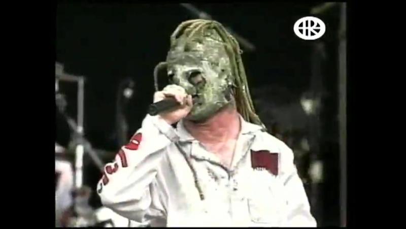 Slipknot - Spit It Out (Live At Dynamo)