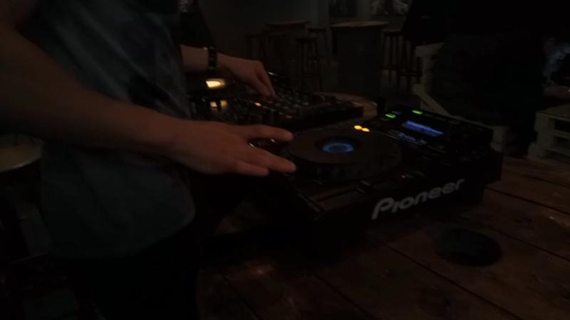 Pre-party в updown bar [kiev]