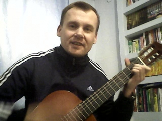 стих под гитару. Сергей Александрович Есенин : Не жалею не зову не плачу.