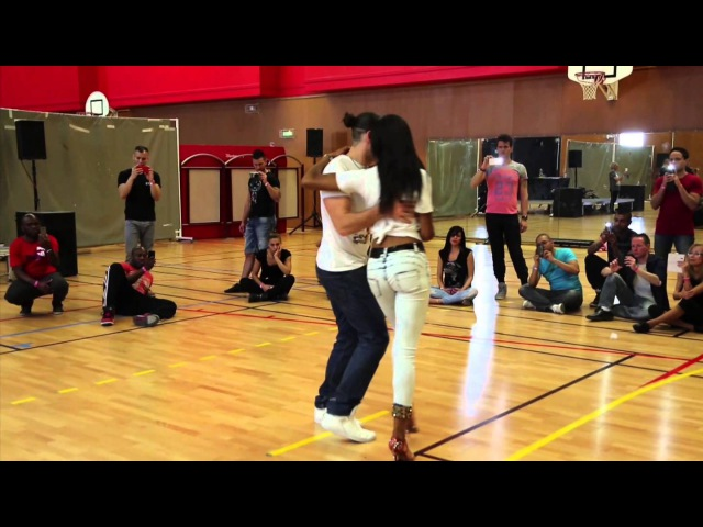 Kizomba Isabelle and Felicien *L A N D R Y Can't