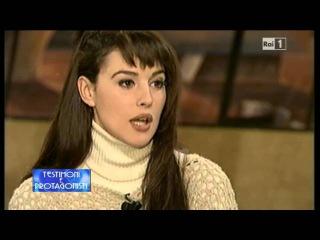 Claudio Amendola, Monica Bellucci 1994