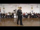 Donnie Burns - Latin American Dance