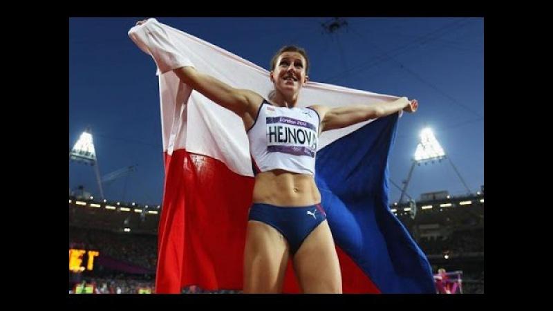 Zuzana Hejnova wins 400m Hurdles Women's FINAL World Challenge Zagreb 2016 HD