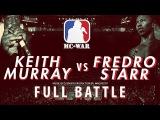 Keith Murray Vs Fredro Starr Rap Battle with DJ Enuff Murda Mook &amp Loaded Lux