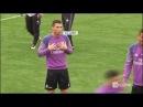 Cristiano Ronaldo Conflict vs Coentrao after Panna vs him on Real Madrid Training 28 10 2016