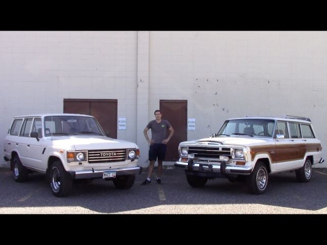 Heres Why Old SUVs Are Shooting Up in Value