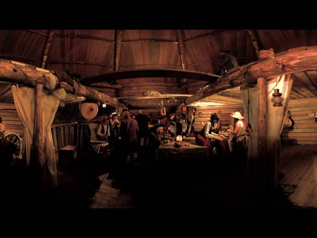 YE BANISHED PRIVATEERS First Night Back In Port Official 360° Video Napalm Records
