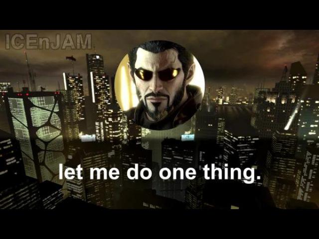 Пранкер позвонил в техподдержку от лица героя Deus Ex / PlayGround.ru