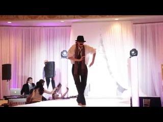 Persian dance Baba Karam by Iana at Persian Bridal Show, Jaheli Dance | محمد خردادیان - رقص جاهلی
