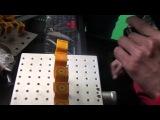 JQ-50 YAG LASER Marking machine mark plastic