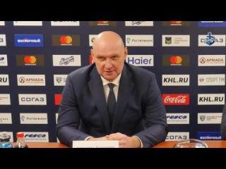 Александр Андриевский: «Ребятам огромное спасибо за самоотверженность»