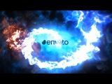 Fire And Ice Logo Videohive