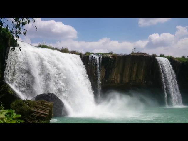 Водопад Драй Нур, Вьетнам / Waterfall Dray Nur, Vietnam