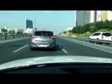 Шашки на дороге / aggressive driving #7