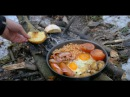 Английский завтрак в лесу / English breakfast in the woods