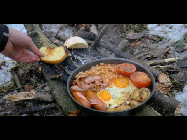 Английский завтрак в лесу English breakfast in the woods