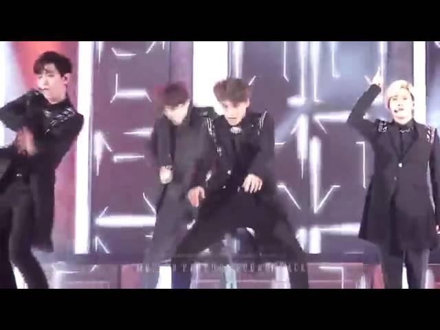 [Fancam HD] 140724 EXO KAI focus - OVERDOSE @M!Countdown 10th