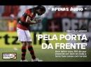 Vasco 1 x 2 Flamengo - Narração: José Carlos Araújo (Rádio Globo) - Taça Rio 2012