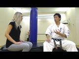 Kyokushin-kan Karate. An interview with Yusuke Fujii. Part 1 of 2 (RusEng)