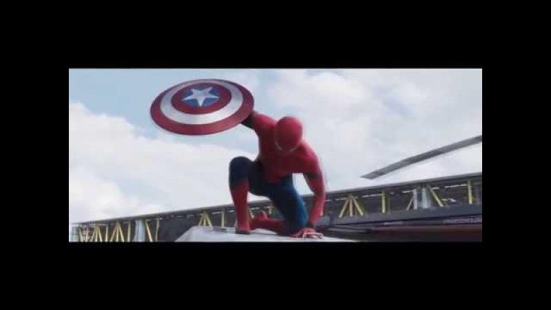 Человек-паук: Возвращение домой (2017) Русский трейлер!