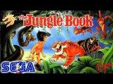 The Jungle Book  Книга джунглей  Sega 16-bit  Mega DriveGenesis  Прохождение