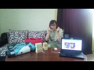 Приглашение в G-Time от Шектибаевой Бибегуль