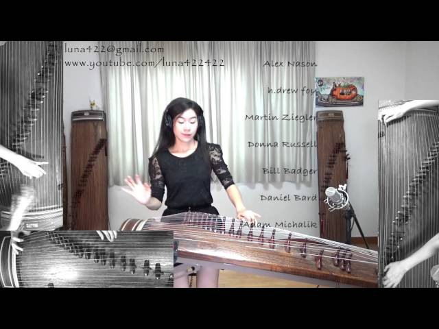 Rolling Stones-Paint It Black Gayageum ver. by Luna