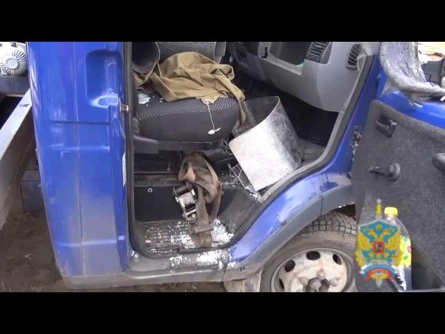 Полицейскими по подозрению в краже автоэвакуатора задержан местный житель