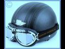 Шлем для чоппера своими руками. Helmet for the chopper to make hands.