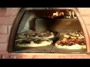 4 PIZZE nel Pizzone le pizze di Marco Romano con il forno Pizza Party forno a legna portatile