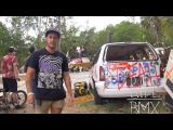 BMX FLORIDEAH SWAMPFEST - AN OFFICIAL COURSE PREVIEW w TREY JONES