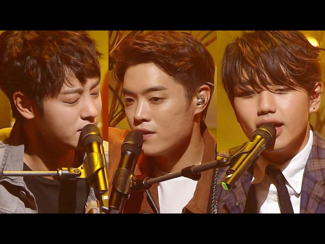 《Special Stage》 Acoustic Voice (정준영X에디킴X샘김) - The way you make me feel @인기가요 Inkigayo 20160904