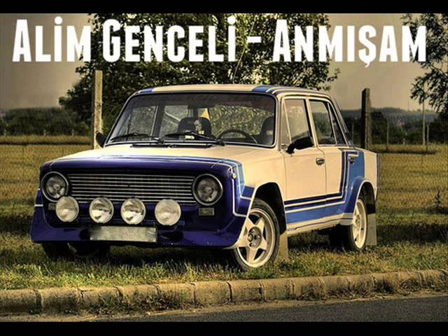 Alim Genceli - Anmışam (HIT)