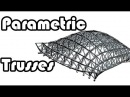 Learn revit in 5 Minutes Parametric truss system