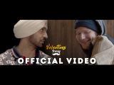 SHAPE OF YOU BHANGRA MIX    VALENTINES FRENZY (feat. Diljit Dosanjh &amp Ed Sheeran)    DJ FRENZY