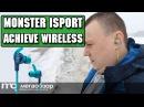 Monster iSport Achieve Wireless обзор наушников