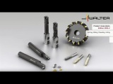 Precision tools product innovations 2016-2 turning, drilling, threading, milling - Walter Tools