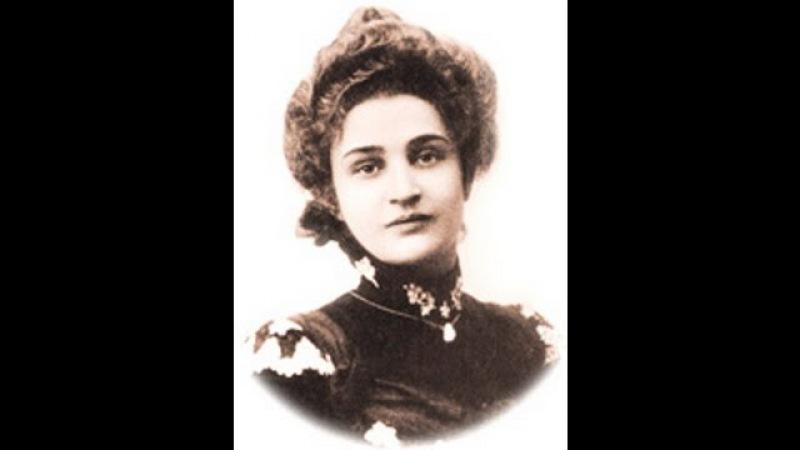Поэтесса Мирра Лохвицкая 1869-1905